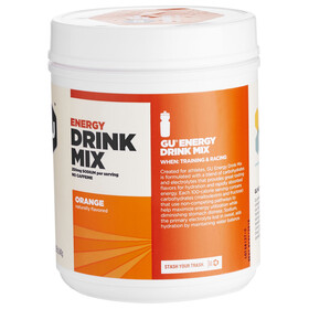 GU Energy Drink Dose Orange 840g